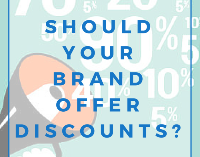 Discounts can lower the perception of your business and trains customers not to purchase at full price. Find out how you can ... #ecommerce #onlinestore #startingabusiness