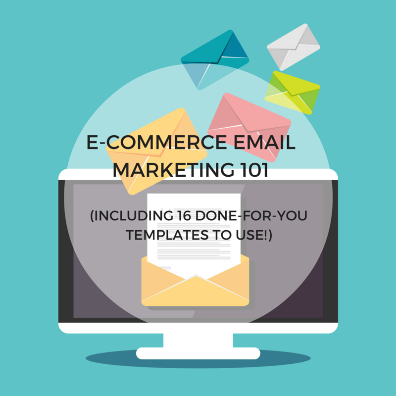Ecommerce Email Marketing 101 Thierry Augustin