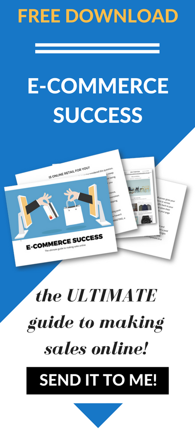 Ecommerce Success The Ultimate Guide for Making Sales Online
