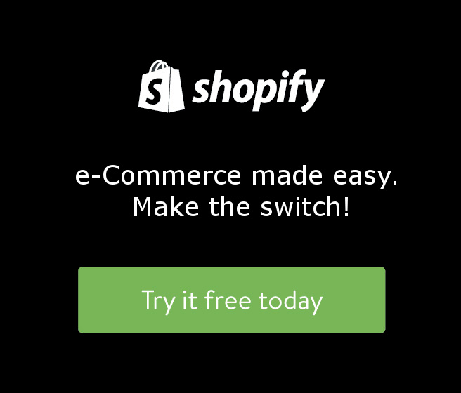 Ecommerce Solution Shopify